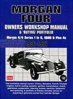 MORGAN SHOP MANUAL SERVICE REPAIR WORKSHOP BOOK AUTOBOOKS HAYNES CHILTON