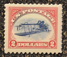 2013USA #4806a $2.00 Inverted Curtiss Jenny - Mint self adhesive 2 dollars F/VF