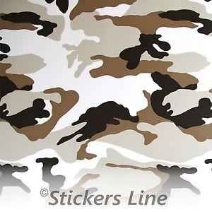 Pellicola adesiva MIMETICA SAFARI cm 25 x 34 adesivo mimetico CAMOUFLAGE