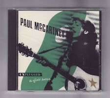 (CD) PAUL McCARTNEY - Unplugged: The Official Bootleg