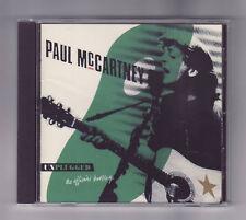 (CD) PAUL McCARTNEY - Unplugged: The Official Bootleg