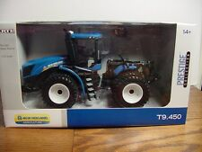 FORD NEW HOLLAND T9.450 TRACTOR, 1/32, DIECAST, PRESTIGE COLLECTION