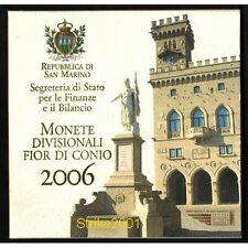 Euro SAN MARINO 2006 in Folder Ufficiale