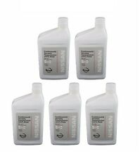 Genuine 5 Quart Continuously Variable Transmission NS-2 CVT Fluids For Nissan