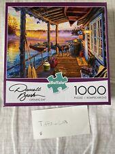 Opening Day Puzzle 1000 pcs By Darrell Bush Buffalo Games 🧩🧩