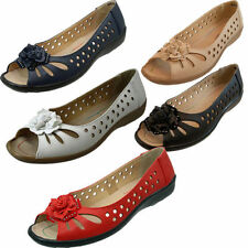 Unbranded Patternless Comfort Casual Flats for Women