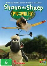 Shaun The Sheep: PIG SWILL FLY : NEW DVD