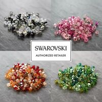 Genuine Swarovski® Bicone Bead Mixes 5328 3mm to 6mm Many Colours & Themes