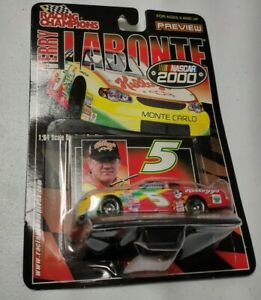 #5 TERRY LABONTE KELLOGGS CORN FLAKES 2000 PREVIEW 1/64  RACING CHAMPIONS NASCAR
