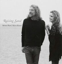 Robert Plant and Alison Krauss Raising Sand CD 13 Track UK Decca 2007
