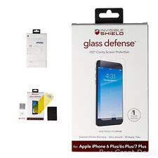 Zagg Screen Protector For iPhone 7 Plus Tempered Glass