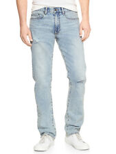 GAP Men Slim Wearlight Medium Destroyed Size 31W 30L Jeans 5988-3