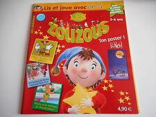 LIS ET JOUE AVEC OUI-OUI / LES ZOUZOUS 3-6 ANS / DECEMBRE - JANVIER 2006