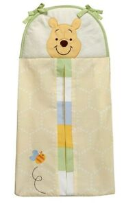 NEW IN PACKAGE DISNEY BABY PEEKING WINNIE THE POOH DIAPER STACKER.12in x 25. 5in