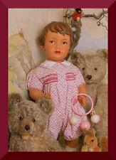 "CARTE POSTALE  "" CLAUDINET ""   Poupée  Doll Bambola"