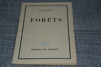 forêts (Roger Bodart) (B5)
