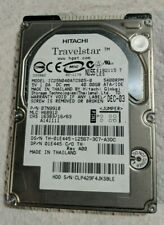 "Hitachi 40GB 5400RPM 2.5"" IDE Hard Drive IC25N040ATCS05-0 Tested and Warranted"