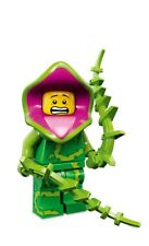 LEGO 71010 MINIFIGURES SERIES 14 PLANT MONSTER #5  (opened packet)