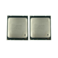 2pcs Intel XEON E5-2650 2.0 Ghz 8 Core 20M SR0KQ Socket 2011 MATCHING PAIR CPU