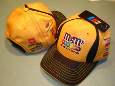 Kyle Busch 2020 M&M'S RACING #18 CFS Adj.Uniform Hat NEW W/tags IN STOCK