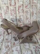 TED BAKER Shoes, Mink, Leather, UK6, Ladies, Sling Back, *Great Condition* 💥
