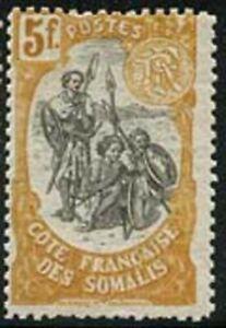 Somali Coast 1903 Definitive set Sc# 49-63 mint