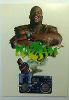 1996 96 Donruss Prototype Kazaam Shaquille O'Neal, Rare, Orlando Magic, HOF