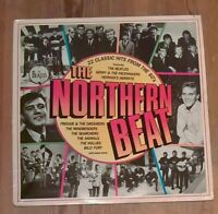 Various ‎– The Northern Beat Vinyl LP Comp 33rpm 1990 London Records‎ 840968-1