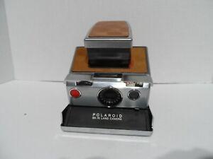 Polaroid SX-70 Instant Film Camera