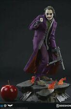 Sideshow Collectibles The Dark Knight Movie Joker Premium Format Exclusive