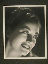 Vintage Original JOAN CRAWFORD 1938 Doubleweight Photograph by Laszlo Willinger