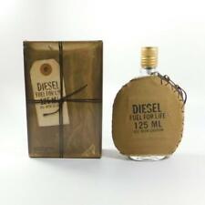 Diesel Fuel For Life by Diesel EDT for Men 4.2oz - 125ml **DAMAGED BOX**