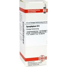 Symphytum D 6 diluizioni 20ml PZN 1787686