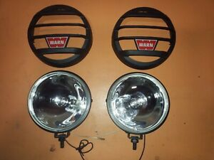 Warn W650D Fog Lights