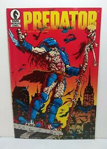 Predator 1 1989 2nd Print Dark Horse 1989) 1st PREDATOR appearance in comics #1