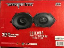 "Terminator573 MTX   5"" x 7"" Triaxial Speakers"