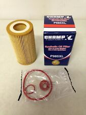 Champ P985XL Synthetic Oil Filter fits M1C253 M1C253A XG8481 CH8481 P985 51226XP