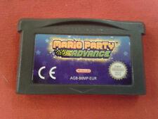 MARIO PARTY ADVANCE GAME BOY ADVANCE GBA NINTENDO EUR CARTOUCHE SEULE