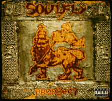Soulfly – Prophecy CD New Sealed Import