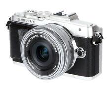 Olympus Pen e-pl7 Appareil Photo Numérique Kit + 14-42 mm objectif + flash-Comme neuf