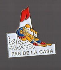 Pin's Pas de la Casa (station de ski d'Andorre)