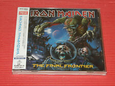 2014 JAPAN CD IRON MAIDEN THE FINAL FRONTIER