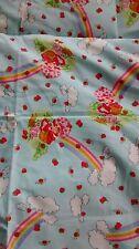 Baby Quilt Strawberry Shortcake design handmade and new