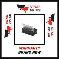 HEATER BLOWER FAN MOTOR RESISTOR 4 PIN FITS NISSAN MICRA NOTE CUBE NV200 VERSA