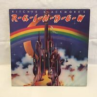 Ritchie Blackmore's RAIBOW -  LP UK 1st press Oyster Original Vinyl Records