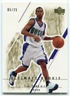 2003-04 Ultimate Collection Limited 117 T. J. Ford Rookie 5/25