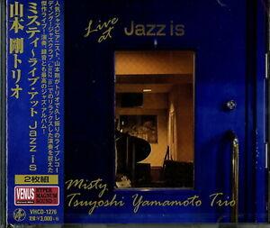 Tsuyoshi Yamamoto Trio-Misty-Live At Jazz Is-Japan 2 CD G88