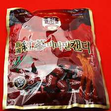 Big Size Korean Red Ginseng Candy Extract 800g 28oz Sweet Kids