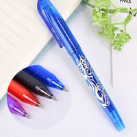 0.7mm Erasable Gel Ink Pen Writing Learning Essential School Office Supply