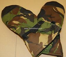 CODURA CAMO MITTS MOTORCYCLE SKI GLOVES DIRECT ARMY MILITARY ISSUE SIZE 9 LARGE